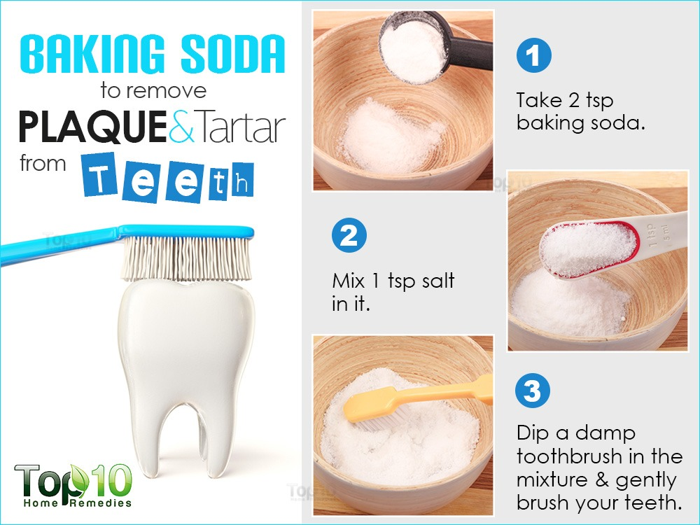 How Can I Remove Stains From My Teeth Naturally