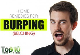 Home Remedies for Burping (Belching)