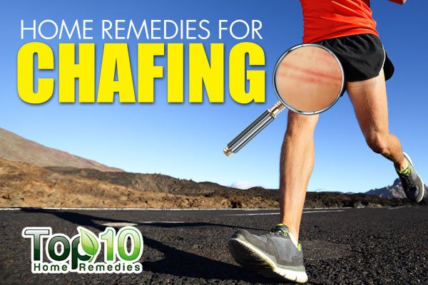 Home Remedies For Chafing