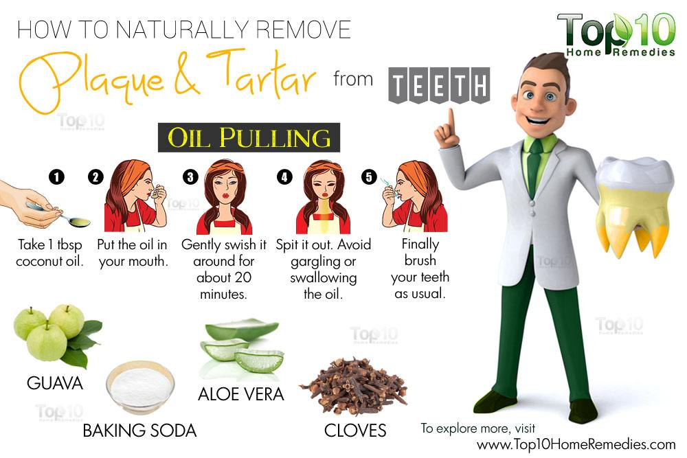 Natural Ways To Remove Caries
