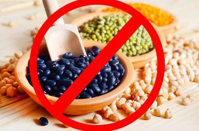 avoid gassy foods