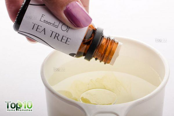 add tea tree oil