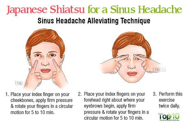 self face massage steps