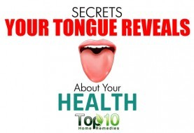 10 Secrets Your Tongue Reveals about Your Health