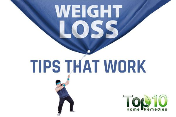 proven weight loss remedies