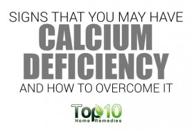 Signs that You May Have Calcium Deficiency and How to Overcome It