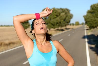 headache due to physcial activity