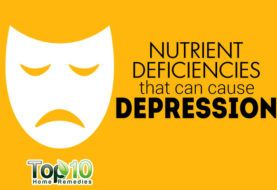 10 Nutrient Deficiencies that Can Cause Depression