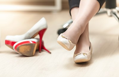 choose proper footwear