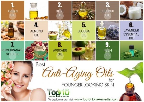 best anti-aging oils for skin