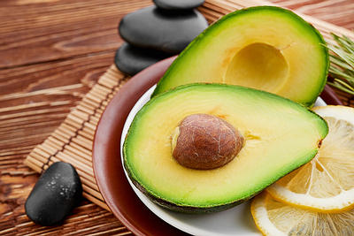 avocado seed for exfoliation