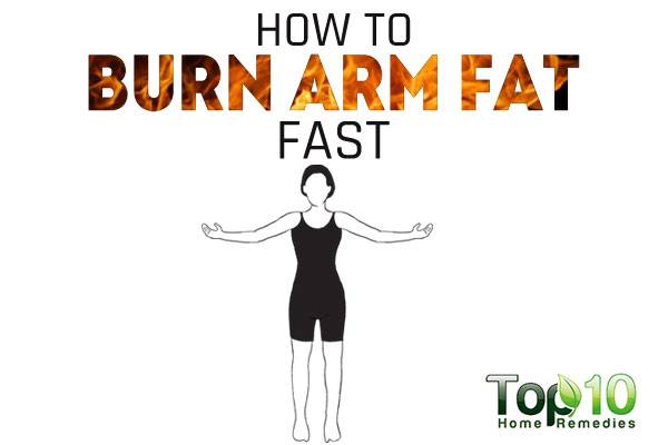 How to Burn Arm Fat Fast - Page 2 of 3 | Top 10 Home Remedies