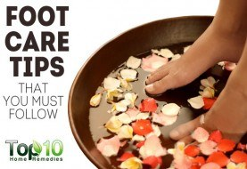 10 Foot Care Tips that You Must Follow