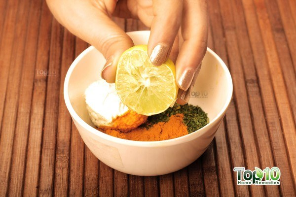 turmeric neem mask s6 add lemon