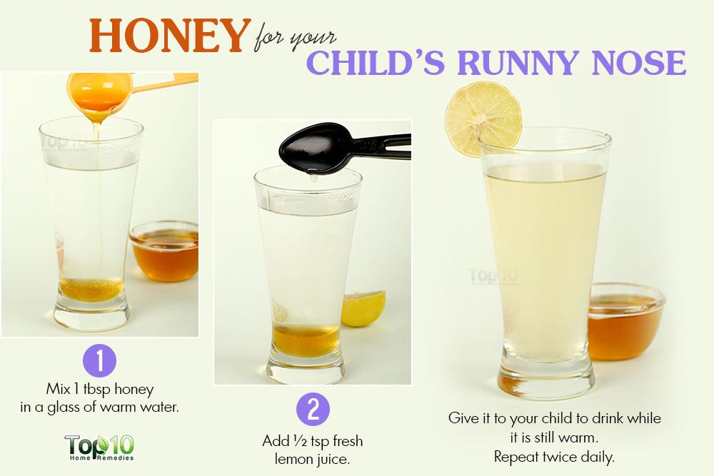 Natural Remedy For Sore Throat Child