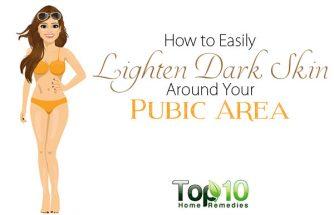 How to Lighten Dark Skin Around Your Pubic Area