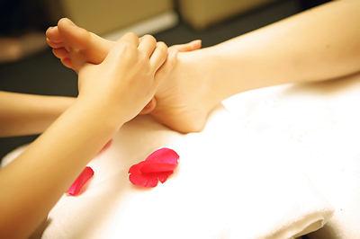 foot massge