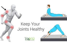 Here's How You Can Keep Your Joints Healthy