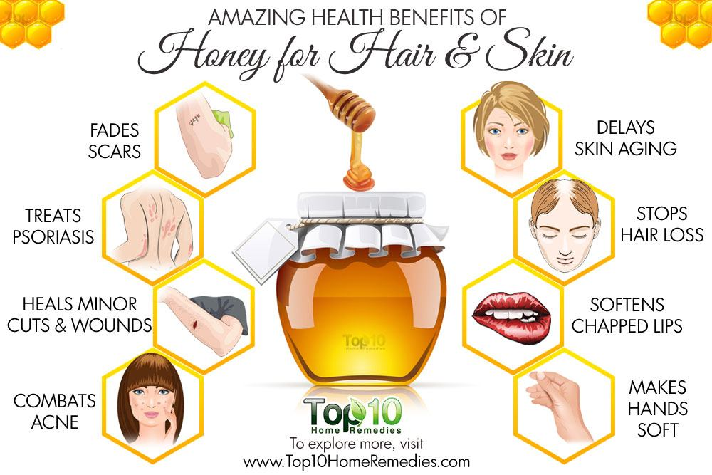 Is Honey Good For Natural Hair