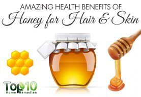 10 Amazing Benefits of Honey for Hair and Skin