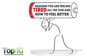 10 Simple Reasons You're Feeling Tired and How to Feel Better