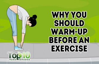 Why You Should Always Warm Up Before an Exercise