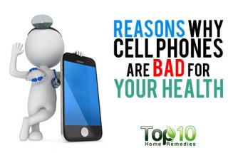 10 Reasons Why Cell Phones are Bad for Your Health