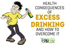 10 Health Consequences of Excess Drinking and How to Overcome It