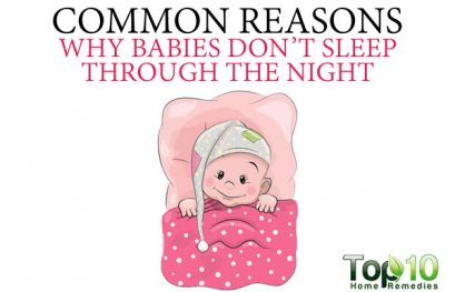 10 Common Reasons Why Babies Don't Sleep Through the Night