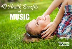 Top 10 Health Benefits of Music