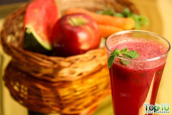 powerful juice recipe for glowing skin