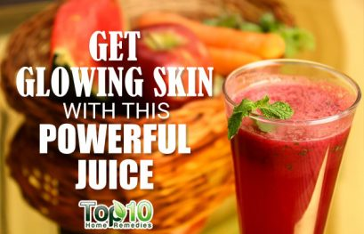 Get Glowing Skin with This Powerful Juice