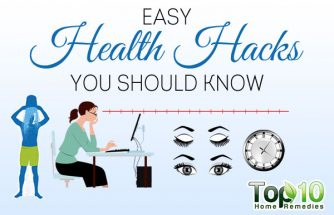 10 Easy Health Hacks You Should Know