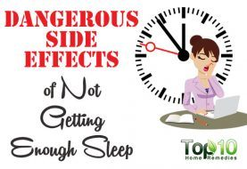 10 Dangerous Side Effects of Not Getting Enough Sleep
