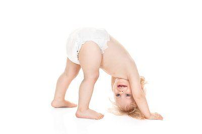 overactive baby