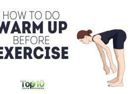How to do Warm Up Before Exercise