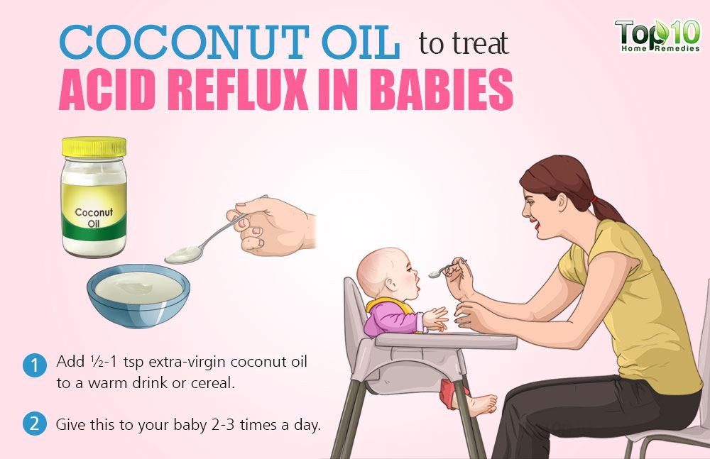 Foods To Avoid With Reflux Baby Food