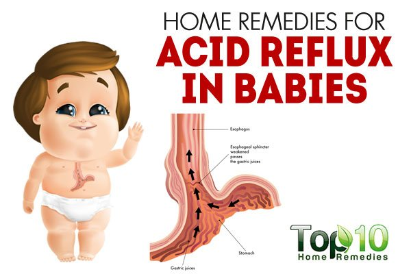 Home Remedies For Heartburn For Babies
