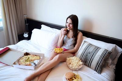 overindulgence in food