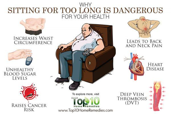 why sitting for too long is bad for your health
