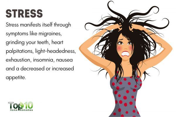 stress causes chronic diseases