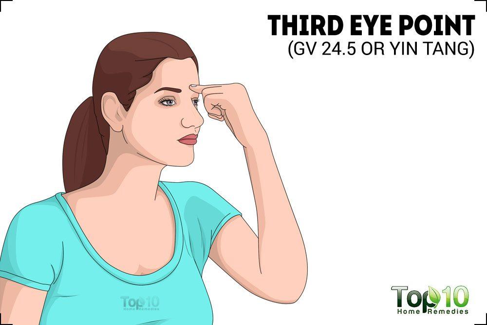 Acupressure for Migraine Headache: 10 Pressure Points On ...