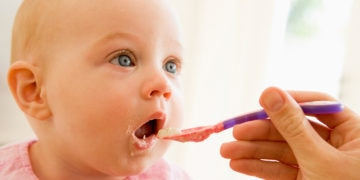 first foods your baby should eat