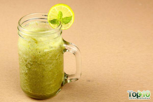 Detox smoothie-