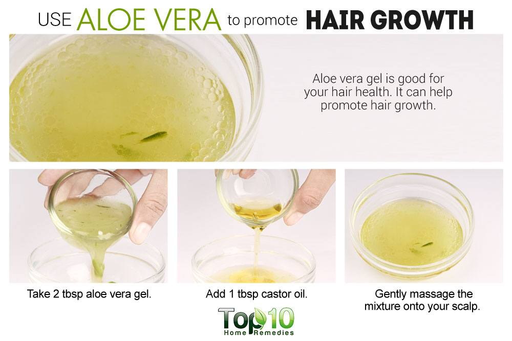 Aloe Vera Juice Natural Hair Recipe