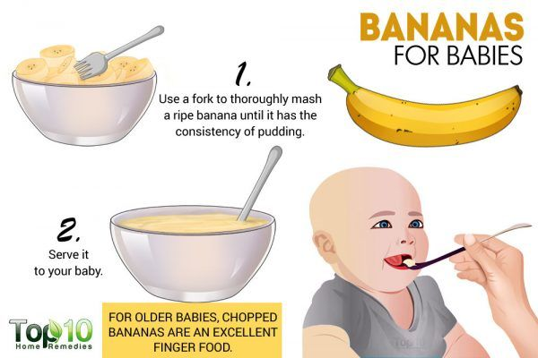 bananas for babies