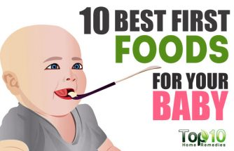 10 Best First Foods Your Baby Should be Eating