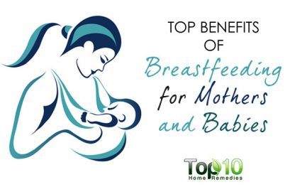Top 10 Benefits of Breastfeeding for Mothers and Babies