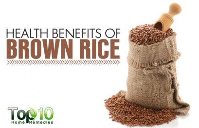 Top 10 Health Benefits of Brown Rice