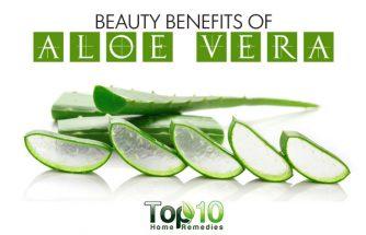 Top 10 Beauty Benefits of Aloe Vera